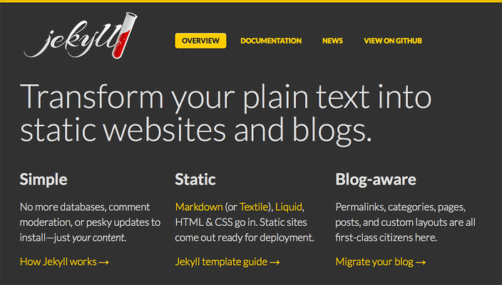 2014 Will Be the Year of the Flat-File CMS
