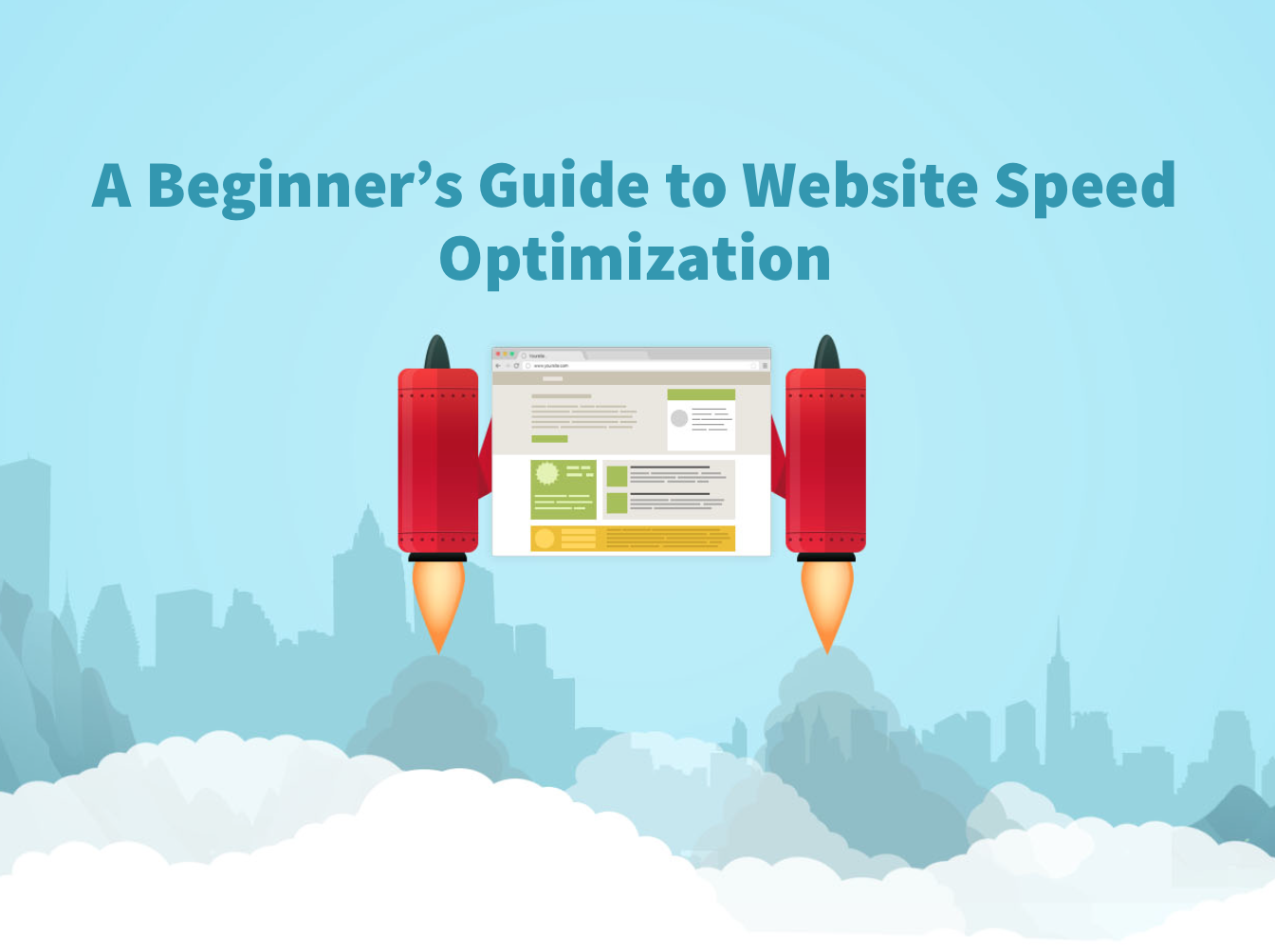 A Beginner's Guide to Website Speed Optimisation
